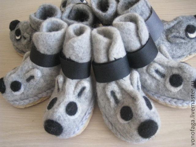 Валеночки для наших любимцев))))), Обувь для питомцев, Одинцово,  Фото №1