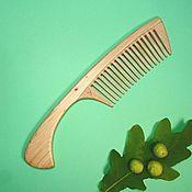 Сувениры и подарки handmade. Livemaster - original item Comb from juniper Obol. Handmade.