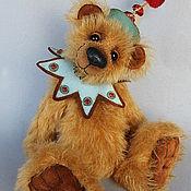 Куклы и игрушки manualidades. Livemaster - hecho a mano Bear clown Mo. Handmade.