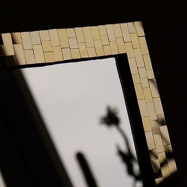 Для дома и интерьера ручной работы. Ярмарка Мастеров - ручная работа Зеркало настольное Грезы. Handmade.