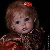 Куклы и игрушки ручной работы. Ярмарка Мастеров - ручная работа тодлер Куддлес. Handmade.
