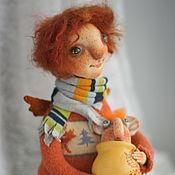 Куклы и игрушки ручной работы. Ярмарка Мастеров - ручная работа Счастье в горшочке.. Handmade.