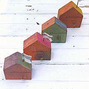 Для дома и интерьера ручной работы. Ярмарка Мастеров - ручная работа Коллекция Фруктовая деревня. Handmade.
