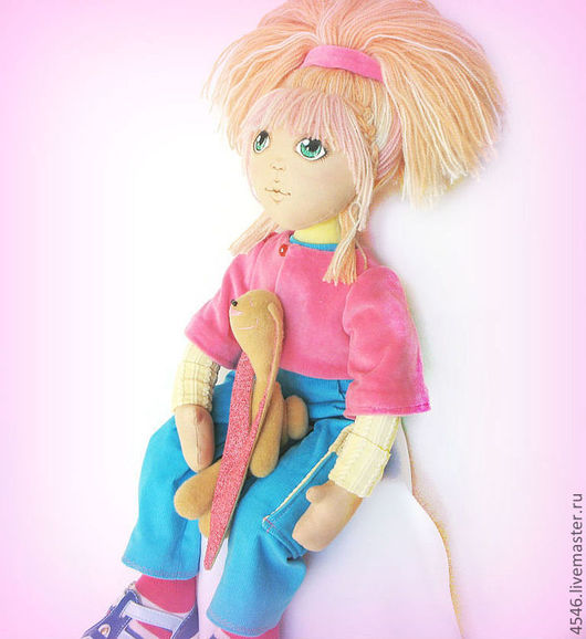 Коллекционные куклы ручной работы. Ярмарка Мастеров - ручная работа. Купить Большие куклы-Марийка. Handmade. Кукла, подарок девушке