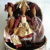 Куклы и игрушки ручной работы. Ярмарка Мастеров - ручная работа компания Примитивов. Handmade.