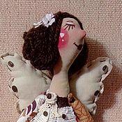 Tilda Dolls handmade. Livemaster - original item Feechka kopeechka. Handmade.