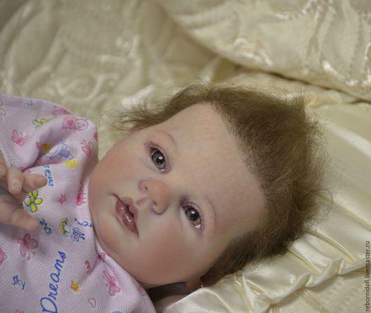 Куклы-младенцы и reborn ручной работы. Ярмарка Мастеров - ручная работа. Купить Кукла реборн малышка Софья. Handmade.
