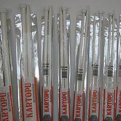 Материалы для творчества ручной работы. Ярмарка Мастеров - ручная работа Спицы для вязания прямые металлические от 2 мм до 15 мм. Handmade.