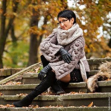 """Одежда ручной работы. Ярмарка Мастеров - ручная работа Жакет """"Осень"""". Handmade."""