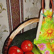 """Куклы и игрушки ручной работы. Ярмарка Мастеров - ручная работа Кукла """"Дачница"""". Handmade."""