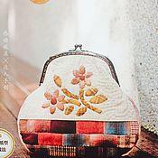 Материалы для творчества ручной работы. Ярмарка Мастеров - ручная работа Книга по японскому пэчворку.. Handmade.