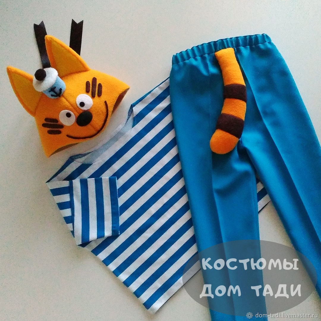 Cat kitten costume for baby boy baby photo shoot, Suits, Kaliningrad,  Фото №1