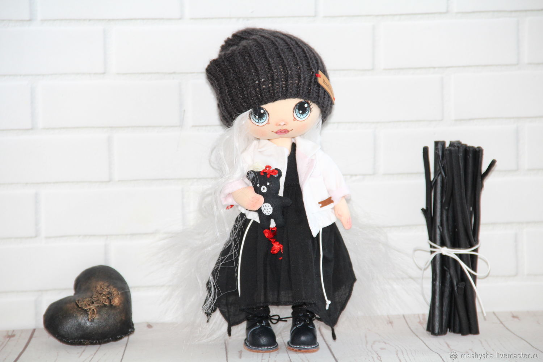 Куклы: Текстильная кукла Иринка, Коллекционные куклы, Алексеевка, Фото №1