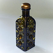 """Бутылки ручной работы. Ярмарка Мастеров - ручная работа Бутылка """"Ольвес"""". Handmade."""