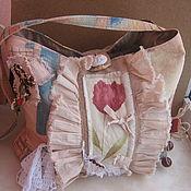 """Сумки и аксессуары ручной работы. Ярмарка Мастеров - ручная работа Бохо сумка """" Лола"""". Handmade."""