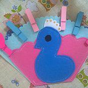 Куклы и игрушки ручной работы. Ярмарка Мастеров - ручная работа Динозавр, медуза, павлин,краб. Handmade.