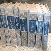 Винтаж ручной работы. Ярмарка Мастеров - ручная работа М. Горький 1954 г 8 томов. Handmade.