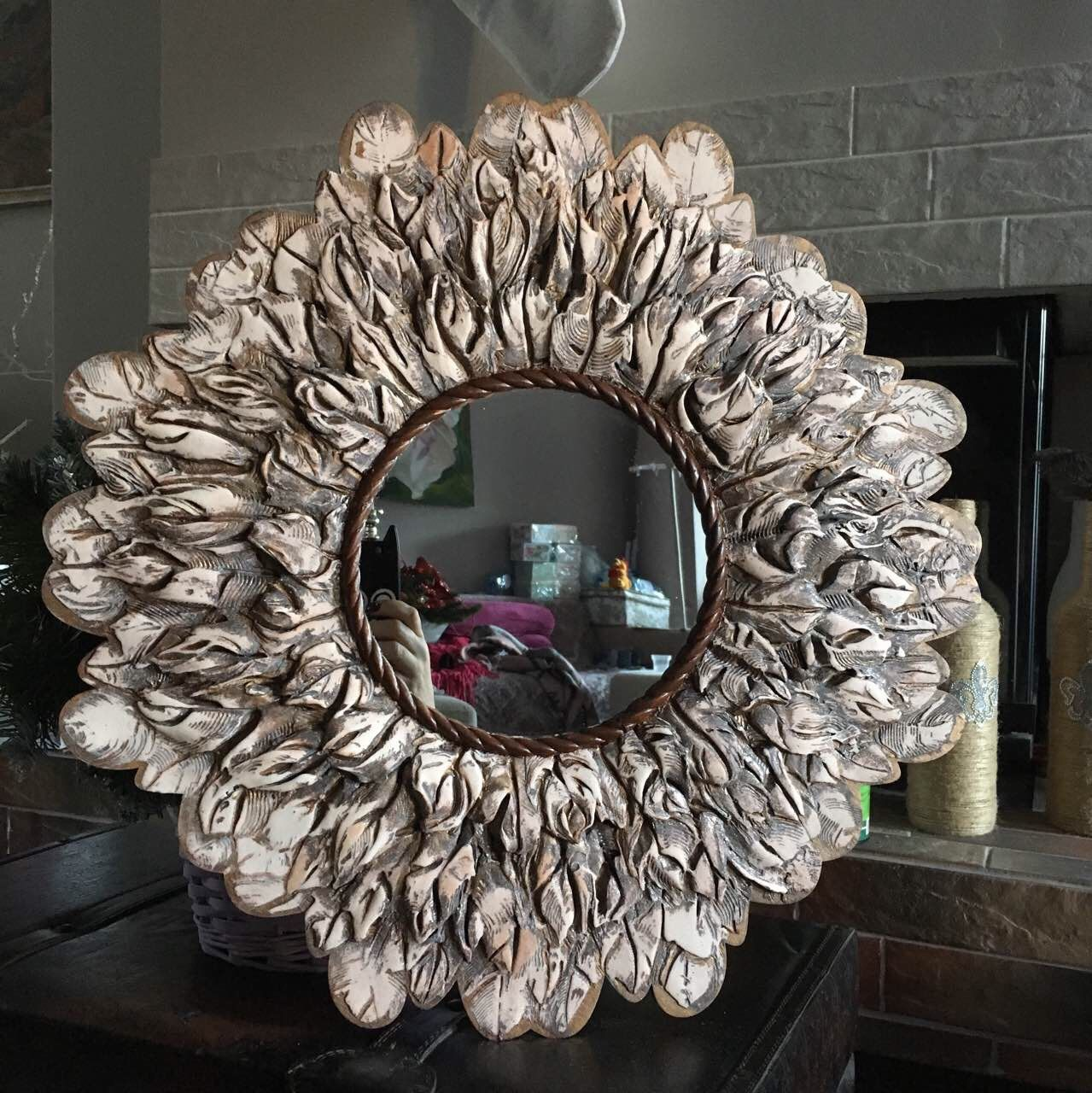 creative handmade mirrors - HD1279×1280