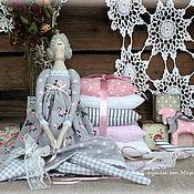 Куклы и игрушки ручной работы. Ярмарка Мастеров - ручная работа Принцесса на горошине Мари-Роуз. Handmade.