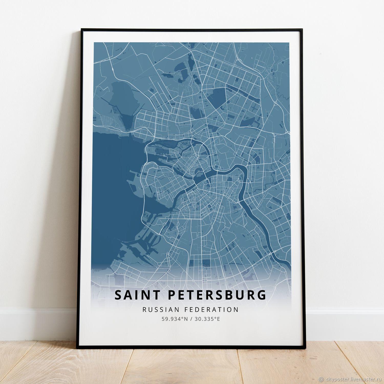 Плакаты и постеры санкт-петербург