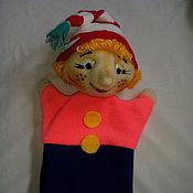 Куклы и игрушки handmade. Livemaster - original item The tale of PINOCCHIO. Doll BI-BA-BO.. Handmade.