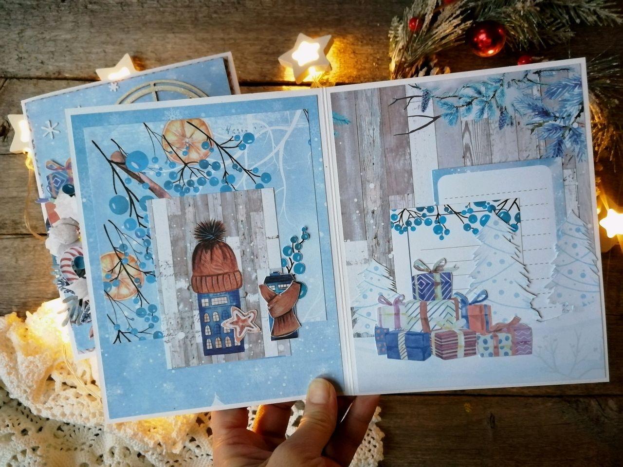 нов год ирождество открытка сам процесс опирается