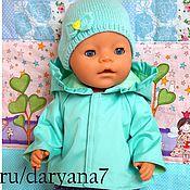 Куклы и игрушки ручной работы. Ярмарка Мастеров - ручная работа Комплект: ветровка и штанишки для куклы беби бон. Handmade.