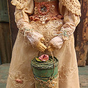 Куклы и игрушки ручной работы. Ярмарка Мастеров - ручная работа Сердце в шляпной коробке. Handmade.