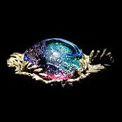 """Украшения ручной работы. Ярмарка Мастеров - ручная работа Кулон лэмпворк """"Призывающий феникса"""". Handmade."""