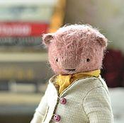 Куклы и игрушки ручной работы. Ярмарка Мастеров - ручная работа Мишка тедди. Савелий. Handmade.