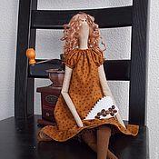 Куклы и игрушки ручной работы. Ярмарка Мастеров - ручная работа Кофейное настроение. Handmade.