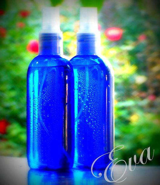 Тоники ручной работы. Ярмарка Мастеров - ручная работа. Купить Освежающая цветочная вода «Лаванда,Мята, Зелёный чай». Handmade.
