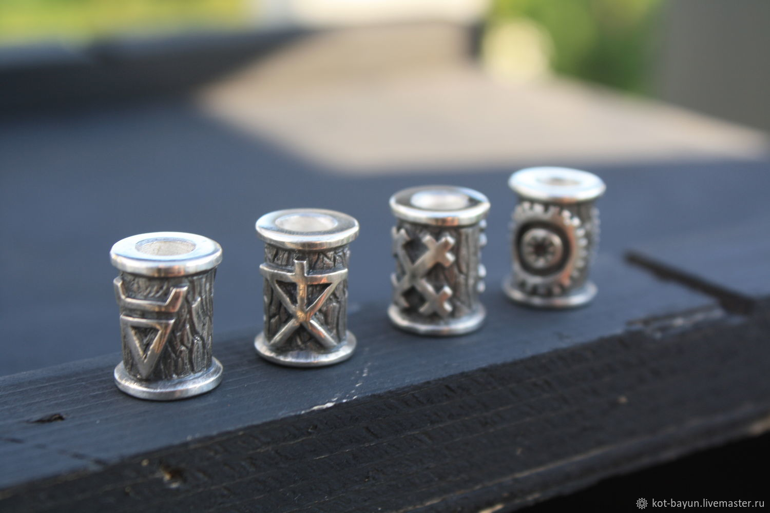 Silver bead to order, Pendants, Moscow,  Фото №1