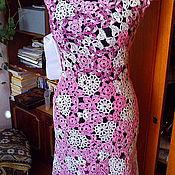 Одежда ручной работы. Ярмарка Мастеров - ручная работа розовое серебро. Handmade.