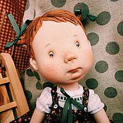 Куклы и игрушки ручной работы. Ярмарка Мастеров - ручная работа Евдошка. Handmade.