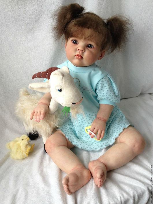 Куклы-младенцы и reborn ручной работы. Ярмарка Мастеров - ручная работа. Купить Кукла реборн Венера.. Handmade. Кремовый, гудлес