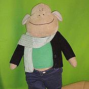 Куклы и игрушки ручной работы. Ярмарка Мастеров - ручная работа Чёткий парень. Handmade.