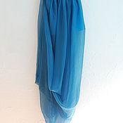 Одежда ручной работы. Ярмарка Мастеров - ручная работа Юбка длинная из натурального шёлка, Children of the Forest,. Handmade.