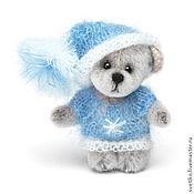 Куклы и игрушки ручной работы. Ярмарка Мастеров - ручная работа Мишка Тедди Bashful. Handmade.