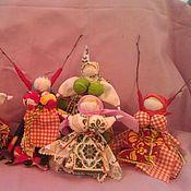 Куклы и игрушки ручной работы. Ярмарка Мастеров - ручная работа кукла веснянка. Handmade.