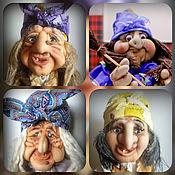 Куклы и игрушки ручной работы. Ярмарка Мастеров - ручная работа Бабуленьки Ягуленьки. Handmade.