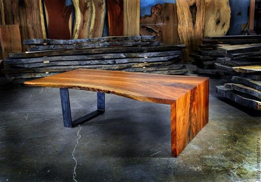 """Мебель ручной работы. Ярмарка Мастеров - ручная работа. Купить Премиальный стол """"Dominion"""". Handmade. Loft, дорогой, кабинет"""
