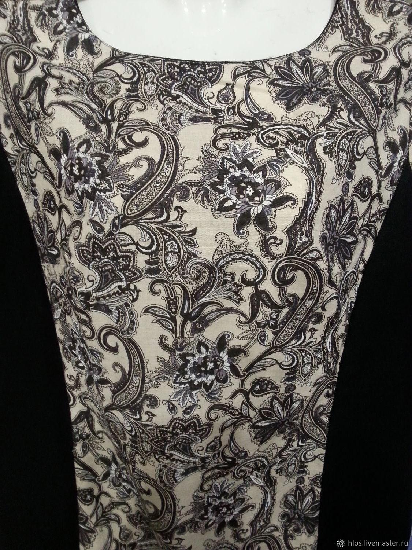 Linen dress sheath, Dresses, Ivanovo,  Фото №1