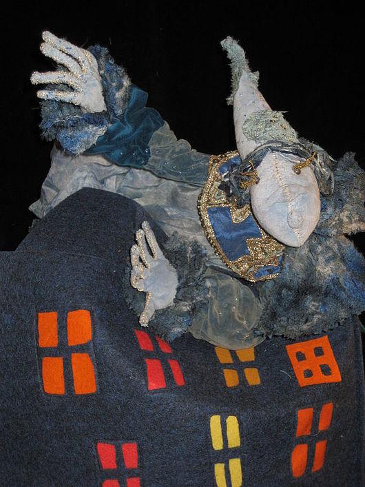 Сказочные персонажи ручной работы. Ярмарка Мастеров - ручная работа. Купить Пасхальный Ангел. Handmade. Ангел текстильная кукла