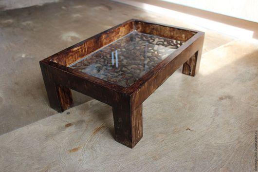 Мебель ручной работы. Ярмарка Мастеров - ручная работа. Купить Столик для завтрака, поднос для завтрака. Handmade. Столик, подарок девушке