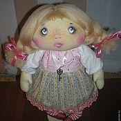 Куклы и игрушки ручной работы. Ярмарка Мастеров - ручная работа Кукла Танюшка :)). Handmade.
