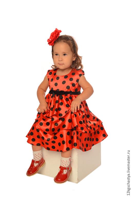 1e2135e44f0 Платье детское