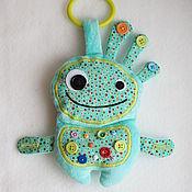 """Куклы и игрушки ручной работы. Ярмарка Мастеров - ручная работа Сенсорная игрушка """"Пузанчик"""". Handmade."""