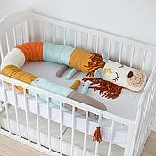 Работы для детей, handmade. Livemaster - original item Side roller