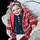 Куклы и игрушки ручной работы. Молд Samantha, by Donna RuBert. Елена. Ярмарка Мастеров. Виниловая кукла